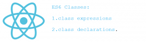 classes in ES6